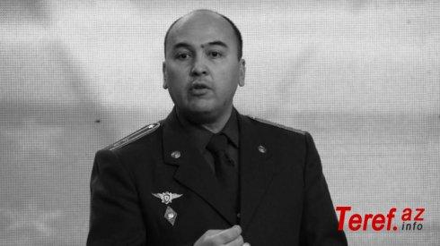 Post Patrul Xidmətinin rəisi kabinetində öldürüldü