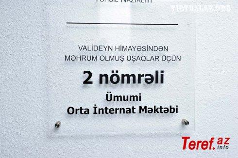 Mərdəkanda yerləşən 2 nömrəli internet məktəbində baş verənlər araşdırılır