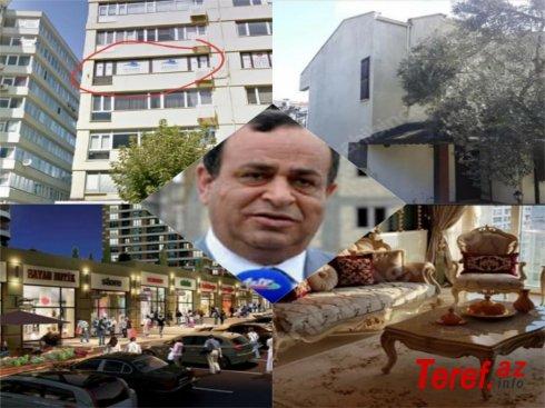 Ayaz Orucovun İstanbulda milyon dollar dəyərində əmlakı aşkarlandı-FOTO