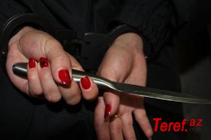 Türkiyədə qan donduran cinayət- QADIN ƏRİNİN BAŞINI KƏSDİ