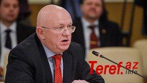Rusiya İranın tərəfini saxladı: Ziddiyyət var!