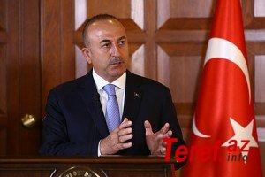 """""""Azərbaycana qarşı Qərbdən hansı təzyiqlərin olduğunu…"""" – Çavuşoğlu"""