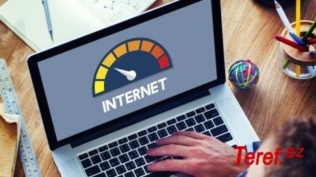 Azərbaycanda internetin sürəti ilə bağlı MÜƏMMA - Nazirlik inkar edir