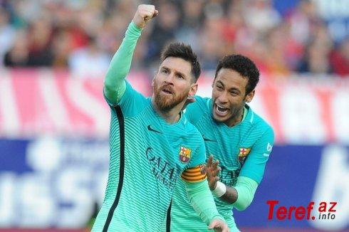 """Messi: """"Barselona""""da Neymarın qayıtmasını istəməyən insanlar var"""