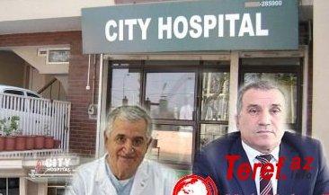 """Jalənin döyülməsini gizlədən """"City Hospital""""dan şok – Faktlar"""