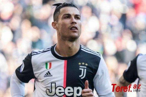 Ronaldodan 10 milyonluq jest