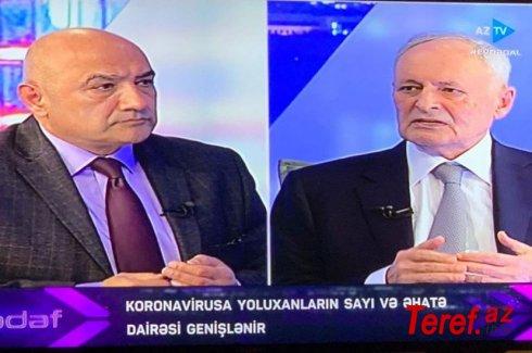 """""""Oqtay Şirəliyev dedi ki, bu iş mənlik deyil"""""""