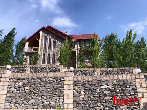 Oqtay Şirəliyev Qubadakı villasında istirahət edir?