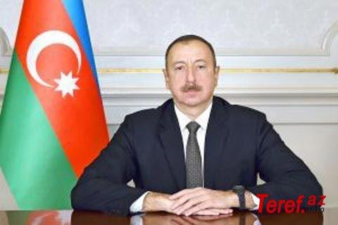 """""""Pandemiya şəraitində belə addımlar xəyanət kimi qəbul ediləcək"""" - Prezident"""