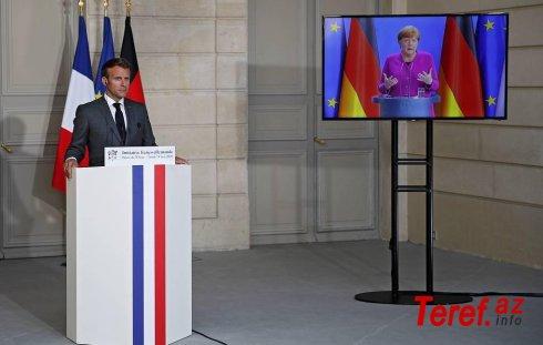 Almaniya və Fransa Avropanın iqtisadiyyatını xilas etmək istəyir
