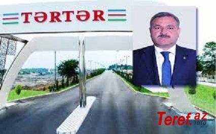 """Müstəqim Məmmədov  Tərtərdə """"kriminal"""" elementlərdən istifadə edir - İTTİHAM"""