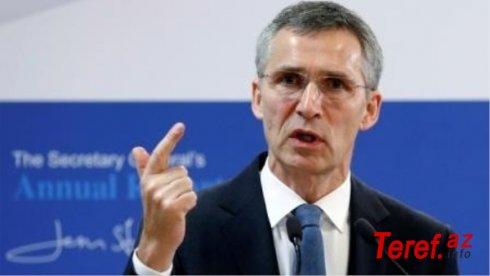 NATO Rusiyanın qarşısında şərt qoydu