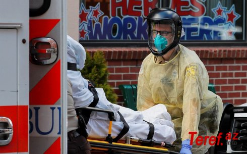 COVID-19 ABŞ-da 250 mindən çox insanın həyatına son qoydu