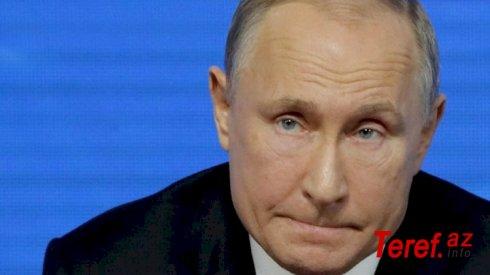 Putin xərçəngdən əməliyyat olub? - AÇIQLAMA