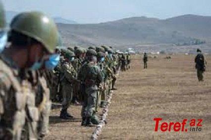 80 erməni hərbi qulluqçu İrana fərarilik edib?