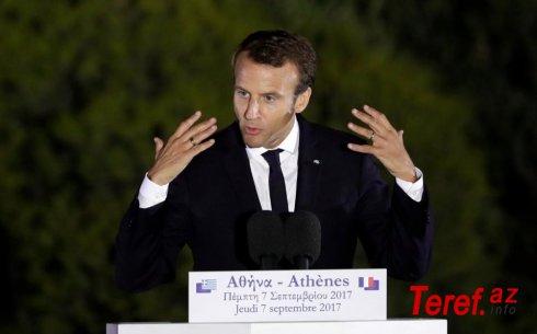 Fransadan dünyanı şoka salan faşist qərar :
