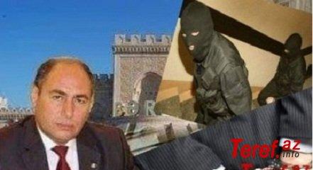 Bərdədə bayraq rəzaləti –