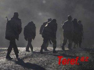 İranda erməni hərbçilərini tapmadılar