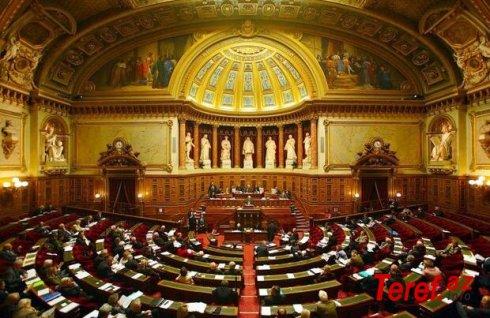 Fransa senatı tarixi şərəfsizliyə imza atdı