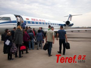 Azərbaycanla Belarus arasında birbaşa aviareyslər bərpa edilir