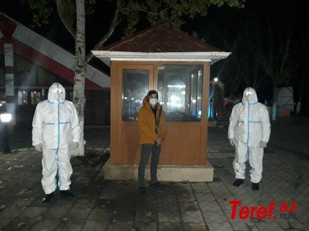 Ağsuda COVİD-19 xəstəsi barədə cinayət işi başlanılıb