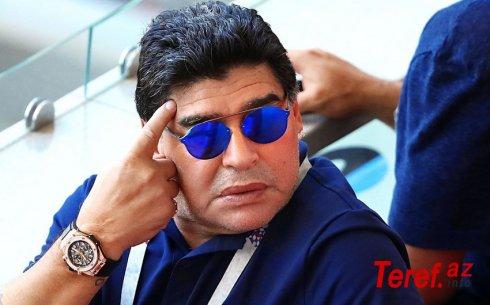 Maradonanın həkimi futbolçunun ölümü ilə bağlı ittihamlara cavab verdi