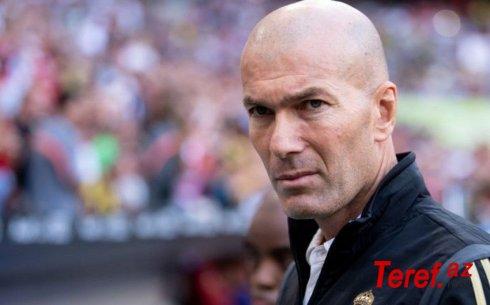 """""""Real Madrid""""in baş məşqçisindən istefa açıqlaması"""