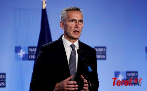 NATO Rusiya ilə dialoqun davam etdirilməsini istəyir