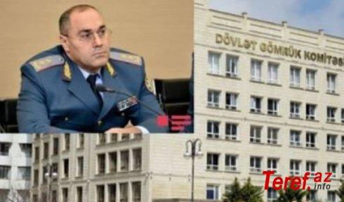 Səfər Mehdiyev gömrüyü hardan haraya daşıyıb... - QƏRAR VERİLMƏLİDİR...