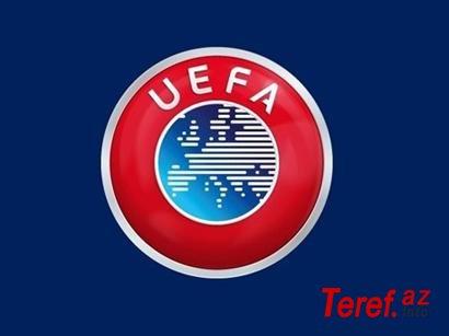 UEFA Azərbaycana qoyduğu qadağanı aradan götürüb
