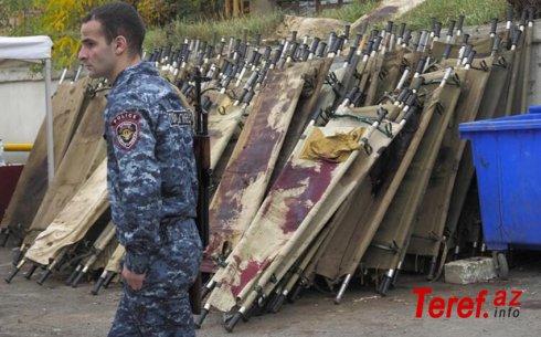 Ermənistan ən böyük itkini bu rayonda verib - Əsgərləri şok detalı açdı