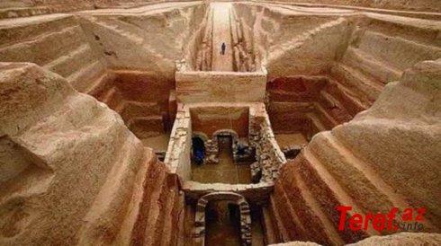 Çində 120 qədim türk türbəsi tapıldı