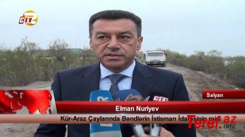 Sabirabadda Elman Nuriyevin milyonluq Şadlıq Sarayı -