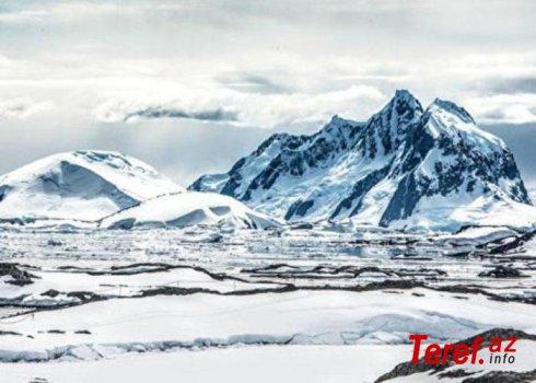 Antarktika üzərində ozon dəliyi qapandı