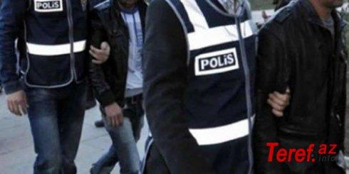 Uzun illər axtarılan terrorçu Türkiyədə tutuldu