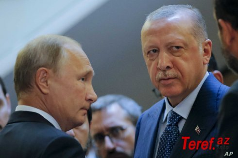 """Ərdoğandan kritik Qarabağ mesajı: """"Putin gec də olsa, bunu etdi"""""""