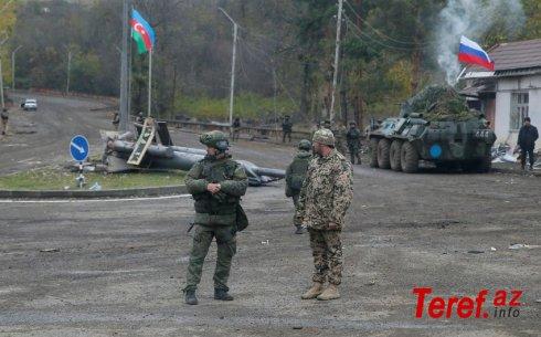Qarabağdakı rus sülhməramlıların peyvənd edilməsinə başlanıldı