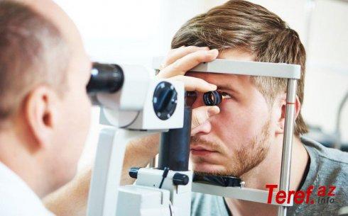 Gözün müalicəsində yeni üsul