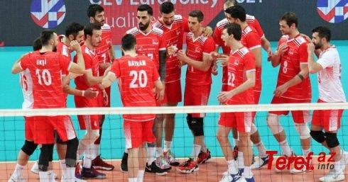 Türkiyə AVRO-2021-də iştirak hüququ qazandı