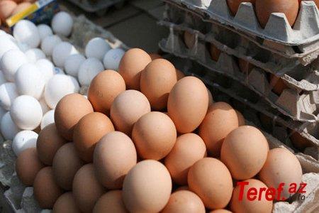 Azərbaycanda yumurta qıtlığı - SƏBƏB