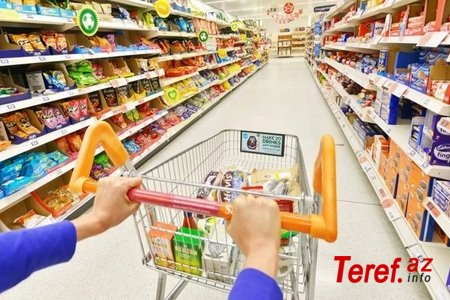 Marketlərdə bahalaşma
