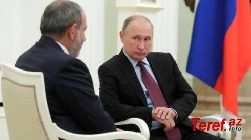"""""""Paşinyan Putinə erkən seçki keçirmək istəyini bildirib,  o da """"Get, keçir""""- deyib..."""""""