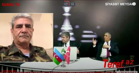 """""""Siyavuş Novruzov Sədərək döyüşlərində iştirak eləməyib"""" - ETİRAZ"""