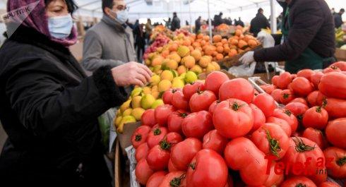 Qazaxıstana göndərilən pomidorla bağlı araşdırma başlanılıb
