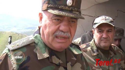 """Zombi general Manvel Qriqoryan qəbirdən """"çıxdı"""" - VİDEO"""