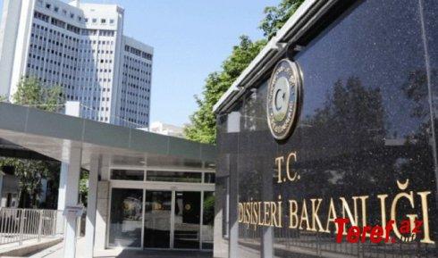 Ankaradan Bakı-Aşqabad memorandumuna - Reaksiya