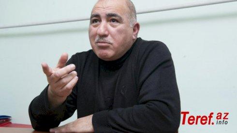 """""""Nemət Pənahlının başına yumruq vurdum, girdi stolun altına"""" - Pənah Hüseyn"""