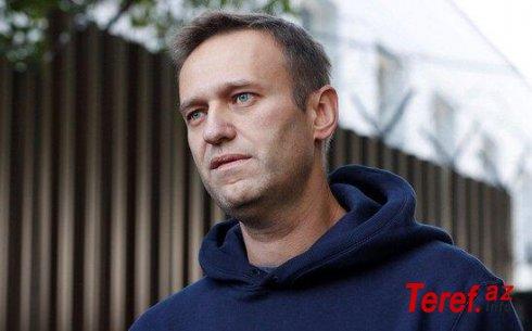 Aleksey Navalnının mətbuat katibi saxlanıldı