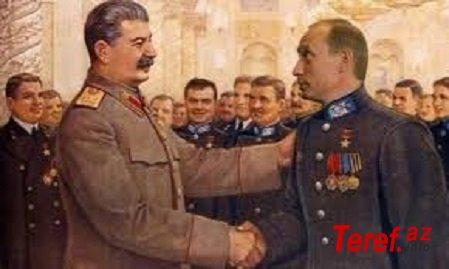 Kremldə Trotskinin başını baltalayanların davamçıları oturublar