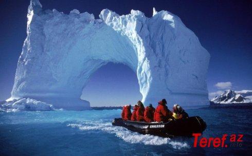 Antarktikadan 160-dan çox insan təxliyə edilib –Çilidəki zəlzələdən sonra